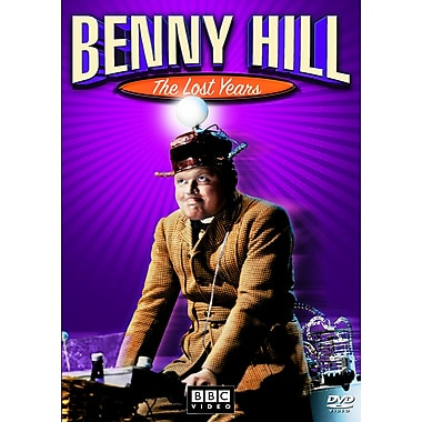 Benny Hill: The Lost Years (DVD)
