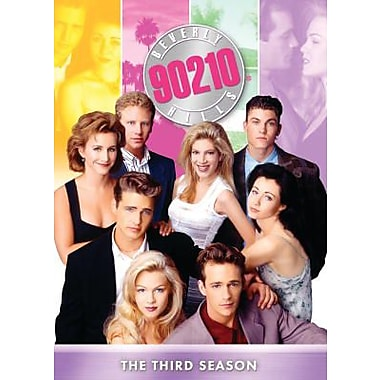 Beverly Hills 90210: The Third Season (DVD)
