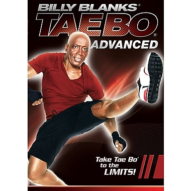 Billy Blanks: Tae Bo Advanced (DVD)