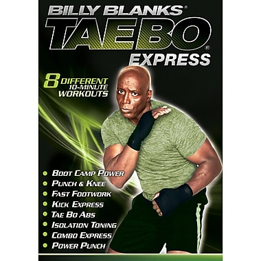 Billy Blanks: Tae Bo Express (DVD)