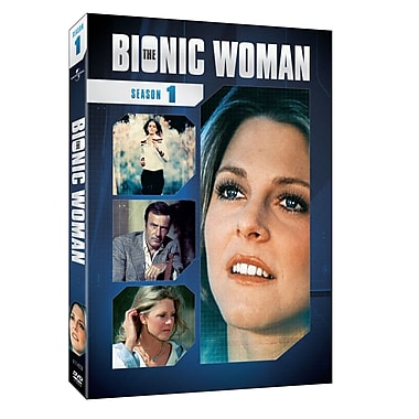 Bionic Woman: Season 1 (DVD)