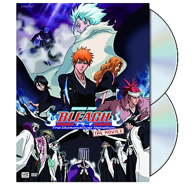 Bleach The Movie 2: The Diamond Dust Rebeliion (DVD)