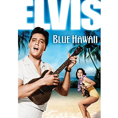 Blue Hawaii (DVD)