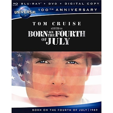 Born on the Fourth of July (BRD + DVD + Digital Copy)