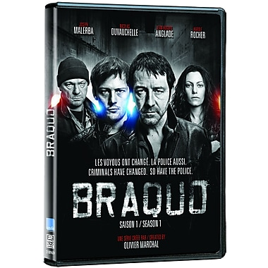 Braquo - Season 1 (DVD)