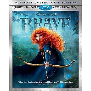 Brave 3D (3D BRD + BRD + DVD + Digital Copy)