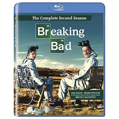 Breaking Bad The complete Second Season (DISQUE BLU-RAY)