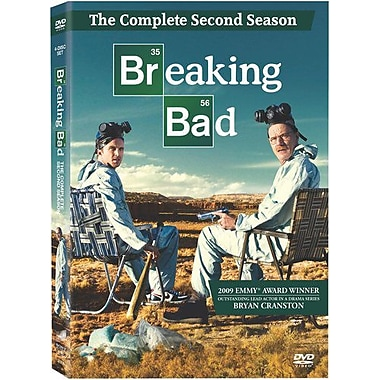 Breaking Bad: The Complete Second Season (DVD)