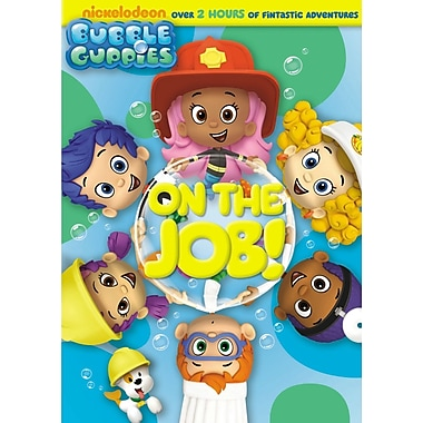Bubble Guppies: When We Grow Up (DVD)