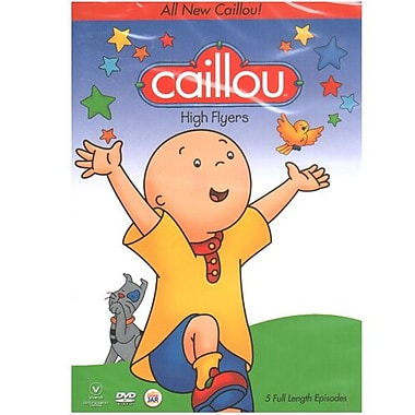 Caillou - High Flyers (DVD)