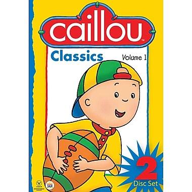 Caillou Classics: Volumes 1 (DVD)