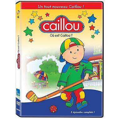 Caillou: Ou Est Caillou (DVD)