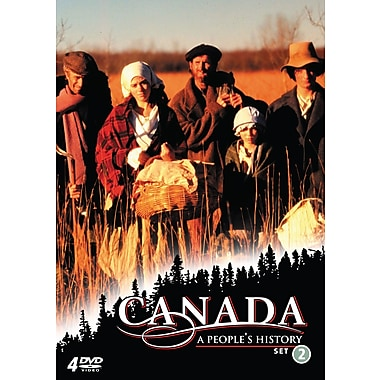 Canada - A People?s History Series 2 (DVD)