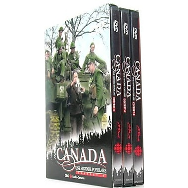 Canada - Une histoire populaire - Series 4 (French) (DVD)