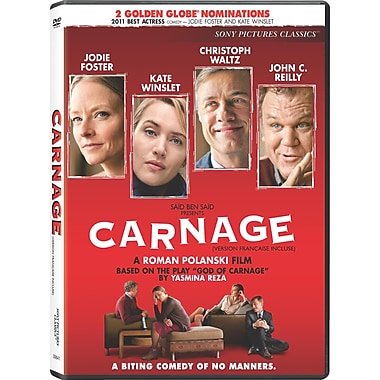 Carnage (DVD)