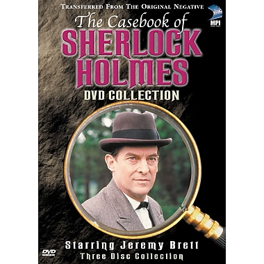 Casebook of Sherlock Holmes (DVD)