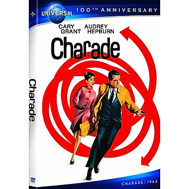 Charade (DVD + Digital Copy)