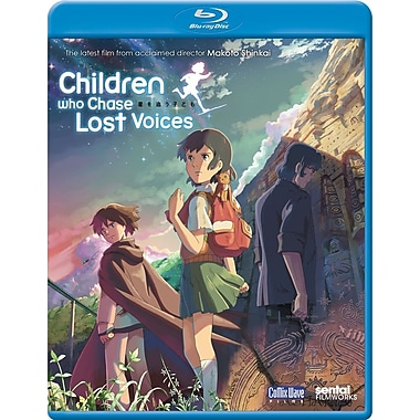 Children Who Chase Lost Voices (BLU-RAY DISC)
