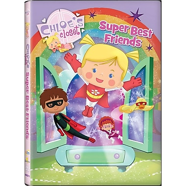 Chloe's Closet - Super Best Friends (DVD)