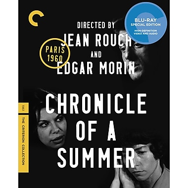 Chronicle of a Summer (Criterion) (BLU-RAY DISC)