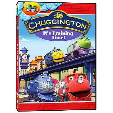 Chuggington: It's Training Time (DVD)
