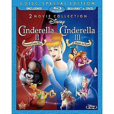 Cinderella II: Dreams Come True/Cinderella III: Twist in Time Special Edition