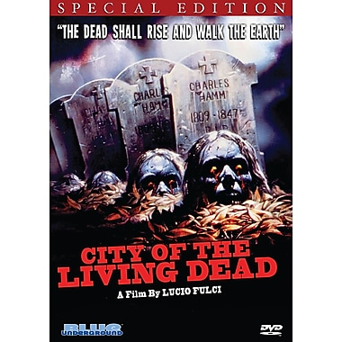 City of the Living Dead (DVD)