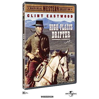 Clint Eastwood: High Plains Drifter (DVD)