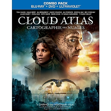 Cloud Atlas (BRD+DVD+UltraV/DGTL Copy)