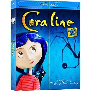 Coraline 3D (BRD + DVD)