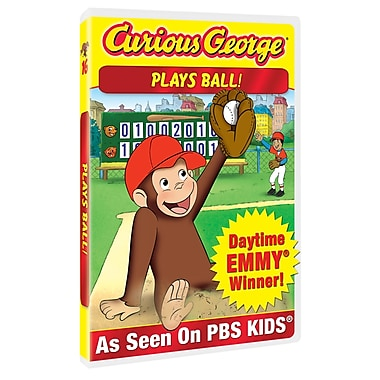 Curious George: Plays Ball! (DVD)