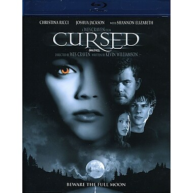 Cursed (BLU-RAY DISC)
