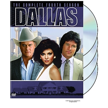 Dallas: The Complete Fouth Season (DVD)