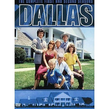Dallas: The Complete Seasons 1 and 2 (DVD)