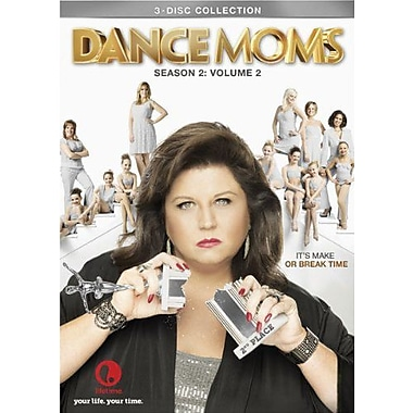 Dance Moms Season 2 Volume 2 (DVD)