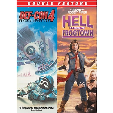 Def-Con 4/Hell Comes to Frogtown (DVD)