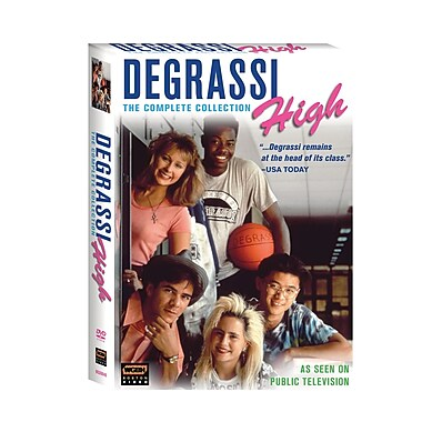 Degrassi High: The Complete Collection (DVD)