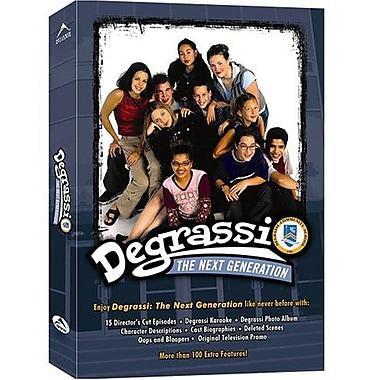Degrassi: Nouvelle Génération: Saison 1