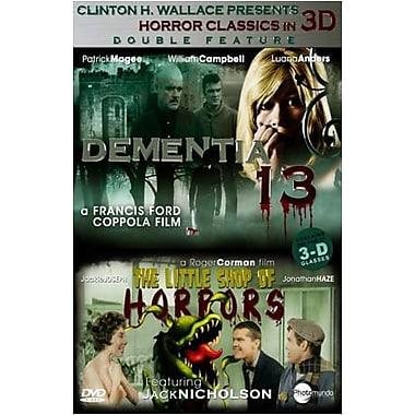 Dementia 13/Little Shop of Horrors (DVD)