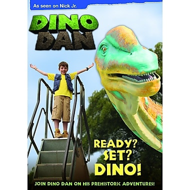 Dino Dan - Ready? Set? Dino! (DVD)