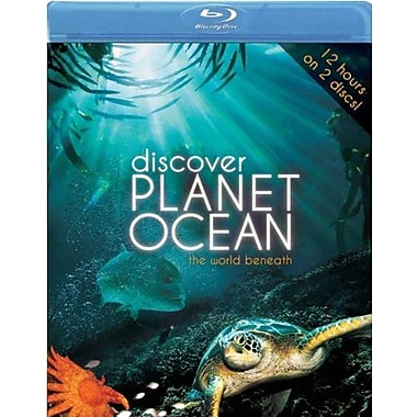 Discover Planet Ocean: The World Beneath (DISQUE BLU-RAY)