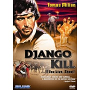 Django Kill: If You Live, Shoot! (DVD)