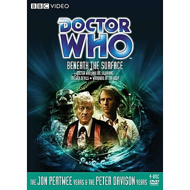 Doctor Who: Beneath The Surface (DVD)