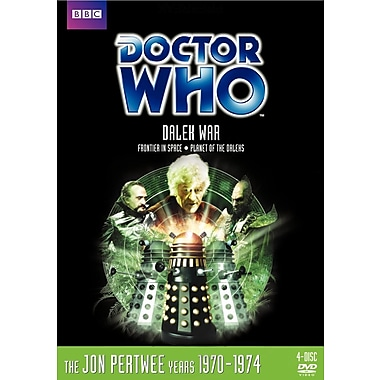 Doctor Who: Dalek War (DVD)