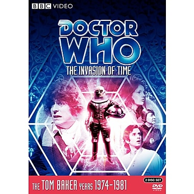 Doctor Who: Ep. 97: The Invasion of Time (DVD)