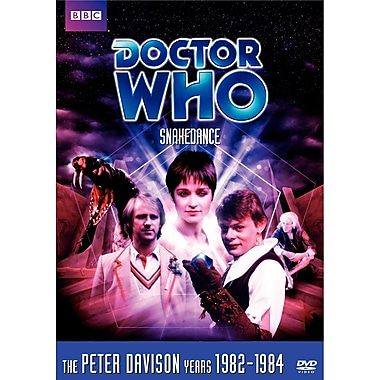 Doctor Who: Ep.125 - Snakedance (DVD)