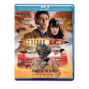 Doctor Who: Planet of the Dead 2009 (DISQUE BLU-RAY)