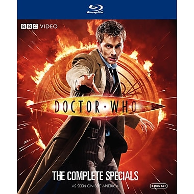 Doctor Who: The Complete Specials (DISQUE BLU-RAY)