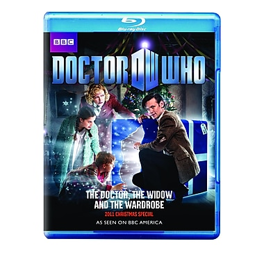 Doctor Who: The Doctor, The Widow and the Wardrobe: 2011 Christmas Special (DISQUE BLU-RAY)