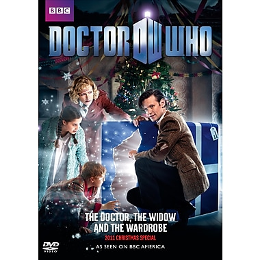 Doctor Who: The Doctor, The Widow and the Wardrobe: 2011 Christmas Special (DVD)